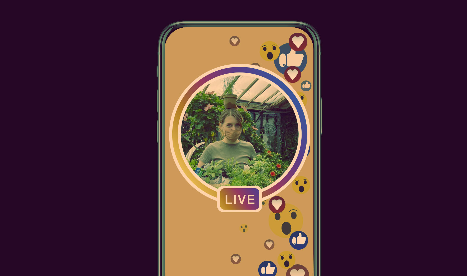 Go Live on Instagram With These 4 Tips
